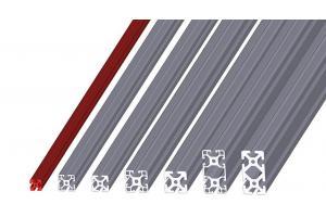 Stavebnicový profil s drážkou 5 mm v rozměrové řadě 20 mm