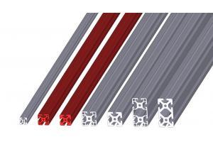 Stavebnicový profil s drážkou 6 mm v rozměrové řadě 30 mm