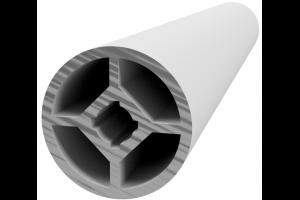 Hliníková, konstrukční trubka D28 hladká; 993317