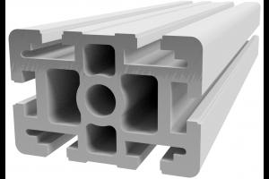 Hliníkový, konstrukční profil 60x90 s drážkou; 990450