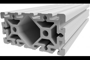 Hliníkový, konstrukční profil 90x180 s drážkou; 990416