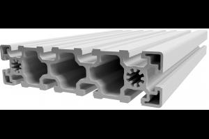 Hliníkový, konstrukční profil 45x180 s drážkou 990335