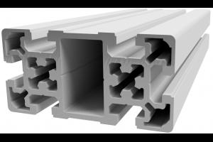 Hliníkový, konstrukční profil 50x100L s drážkou; 993163