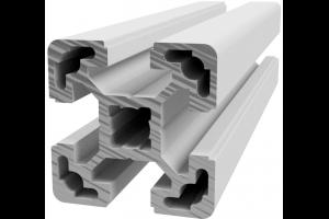 Hliníkový, konstrukční profil 40x40L s drážkou 10 mm; 993120
