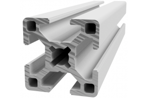 Hliníkový profil 30x30 s drážkou 8 mm; 990720