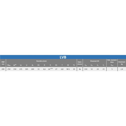 LVB-200, 66276L , (1ks)