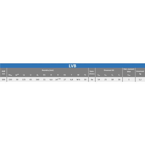LVB-100, 69715L , (1ks)