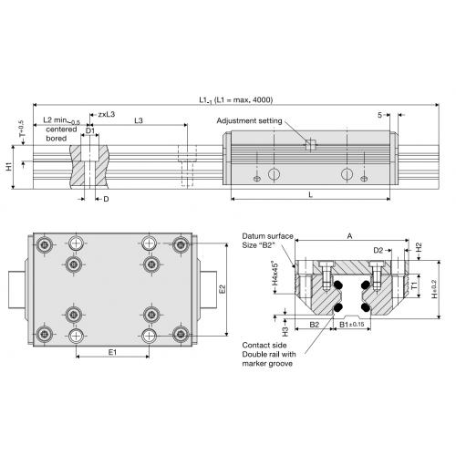Kazeta 84365L FDB 45, (1ks)