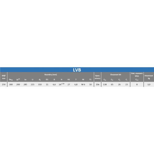 LVB-250, 97134A , (1ks)
