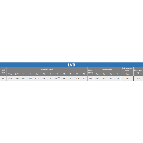 LVB-350, 97136A , (1ks)