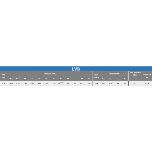 LVB-500, 97139A , (1ks)