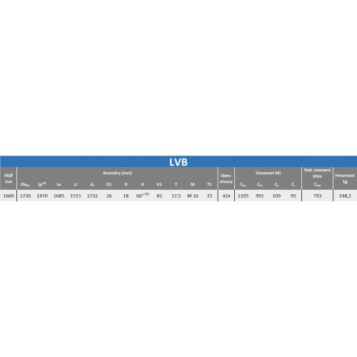 LVB-1600, 97147A , (1ks)