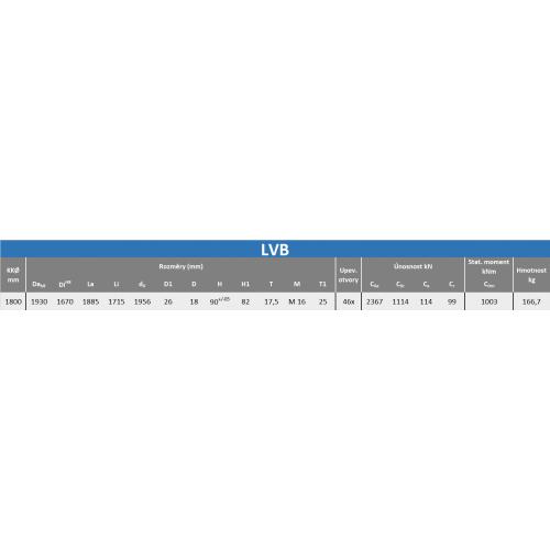 LVB-1800, 97148A , (1ks)