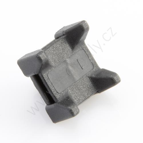 Křížový klip pro kabel, N8, (1ks)