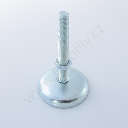 Vyrovnávací noha ocelová, pozinkovaná, ESD, 3842311951, D90 M16x145, (1ks)