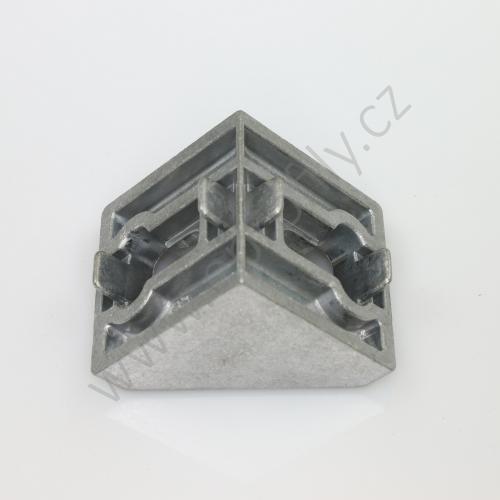 Spojovací úhelník 90° vnější, ESD, 3842348526, 43x42, (1ks)