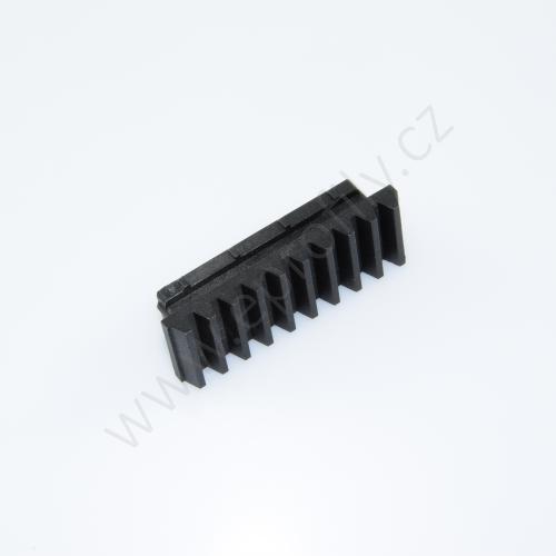 Ozubený profil do drážky, 3842501578, N10, (1ks)