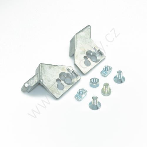 Závěsný kus pro rámy EcoSafe, set, 3842515863, 45x45, (1ks)