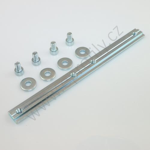 Profilová spojka do drážky, 3842521216, N8-180, (1ks)