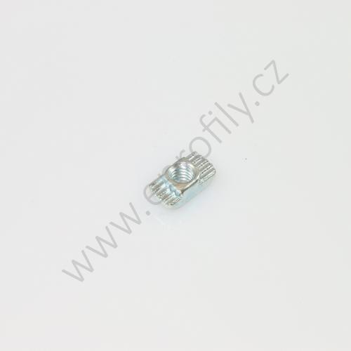 Matice T do drážky, ESD, 3842523135, N6 M4, Balení (100ks)