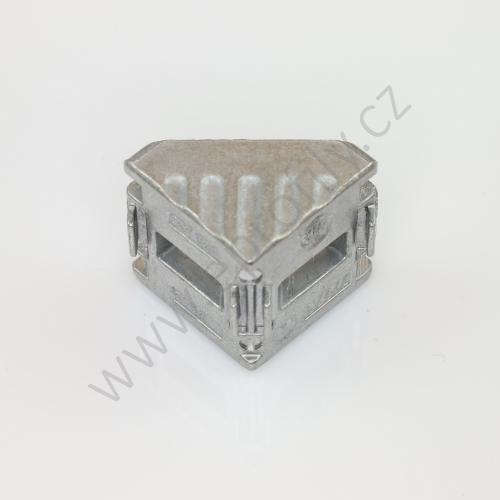 Spojovací úhelník 90° vnější, ESD,  3842523525, 30x30, Balení (100ks)