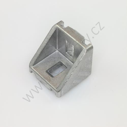 Spojovací úhelník 90° vnější, ESD,  3842523525, 30x30, (1ks)