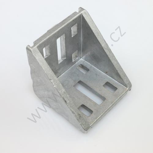 Spojovací úhelník 90° vnější, ESD, 3842523546, 60x60, (1ks)