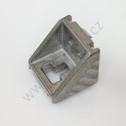 Spojovací úhelník 90° vnější, ESD, 3842523558, 45x45, Balení (10ks)