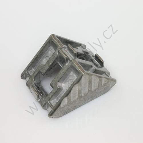 Spojovací úhelník 90° vnější, ESD, 3842523558, 45x45, (1ks)