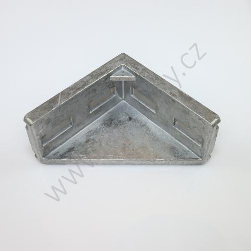 Spojovací úhelník 90° vnější, ESD, 3842523567, 45x90, Balení (100ks)