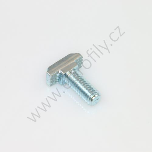 Šroub s T-hlavou do drážky, ESD, 3842523920, N8 M6x16, Balení (100ks)