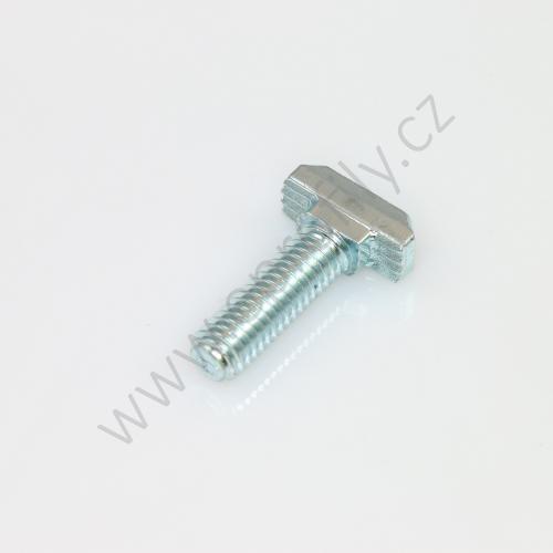 Šroub s T-hlavou do drážky, ESD, 3842523921, N8 M6x20, Balení (100ks)