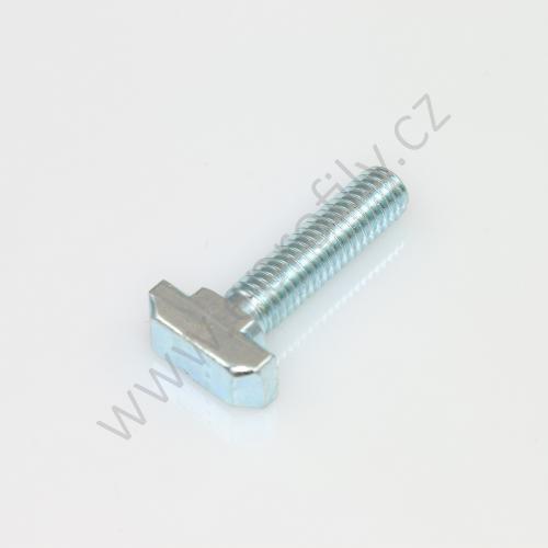 Šroub s T-hlavou do drážky, ESD, 3842523922, N8 M6x25, Balení (100ks)