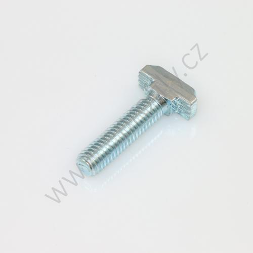 Šroub s T-hlavou do drážky, ESD, 3842523922, N8 M6x25, (1ks)