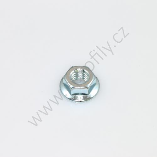 Matice s nákružkem, ESD, 3842523925, M6, (1ks)