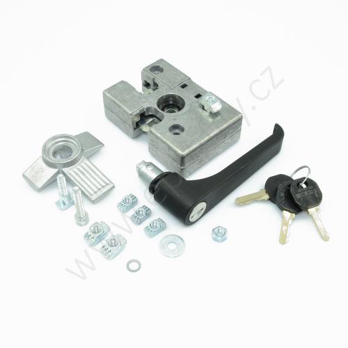 Zámek dveří, 3842525821, rozdílné klíče (unikátní), (1ks)