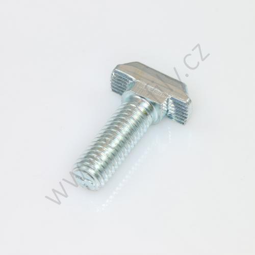 Šroub s T-hlavou do drážky, ESD, 3842528718, N10 M8x25, (1ks)