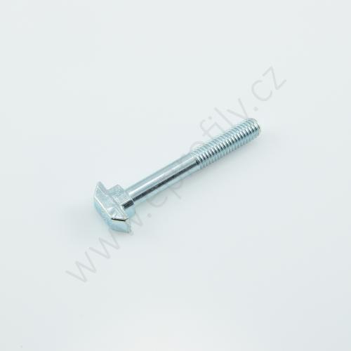 Šroub s T-hlavou do drážky, ESD, 3842528730, N10 M8x60, Balení (100ks)