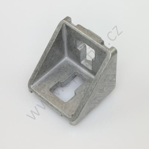 Spojovací úhelník 90° vnější, ESD, 3842528967, 40x40, Balení (100ks)
