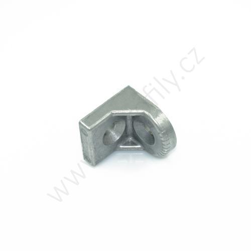 Úhelník 90° vnější pro spojování pod úhlem, ESD, 3842529020, R35x38, (1ks)