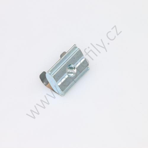 Kámen lehký pro vložení do drážky s pružinou, ESD, 3842529294, N8 M4, (1ks)