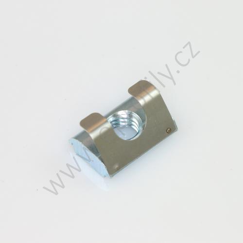 Kámen lehký pro vložení do drážky s pružinou, ESD, 3842529300, N10 M8, Balení (100ks)