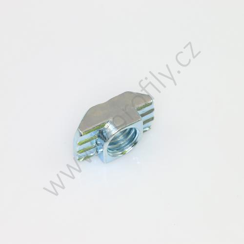 Matice T do drážky, ESD, 3842530287, N10 M8, Balení (100ks)