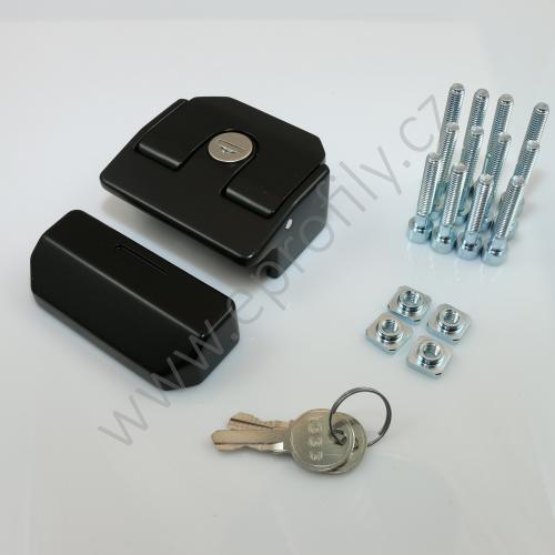 Zámek dveří, 3842530352, jednotné klíče (univerzální), Balení (10ks)