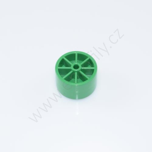 Kolečko zelené, 3842532752, D32, (1ks)