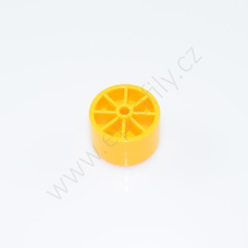 Kolečko žluté, 3842532870, D32, (1ks)