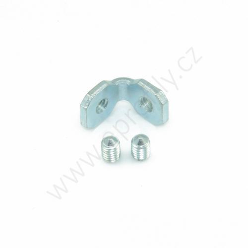 Vnitřní úhelník do drážky, ESD, 3842535574, N6/N6, (1ks)