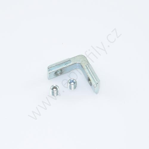 Vnitřní úhelník do drážky R, ESD, 3842535575, N6/N6, (1ks)