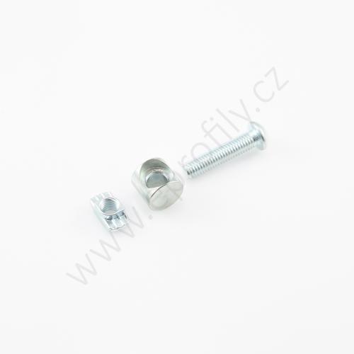 Svorníková spojka, ESD, 3842535619, D17x15 N10/N10, (1ks)