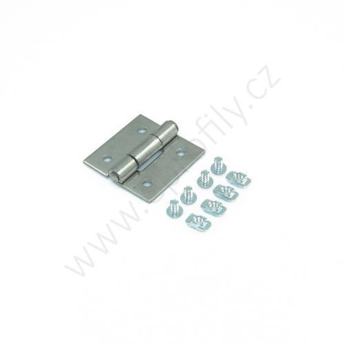 Pant ocelový, ESD, 3842535684, 20x20, Balení (2ks)